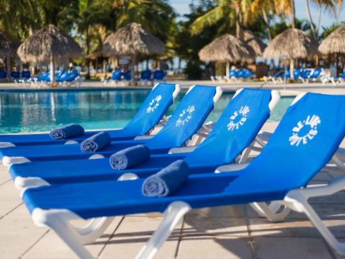 Be Live Collection Canoa La Romana Dominican Republic - Loungers