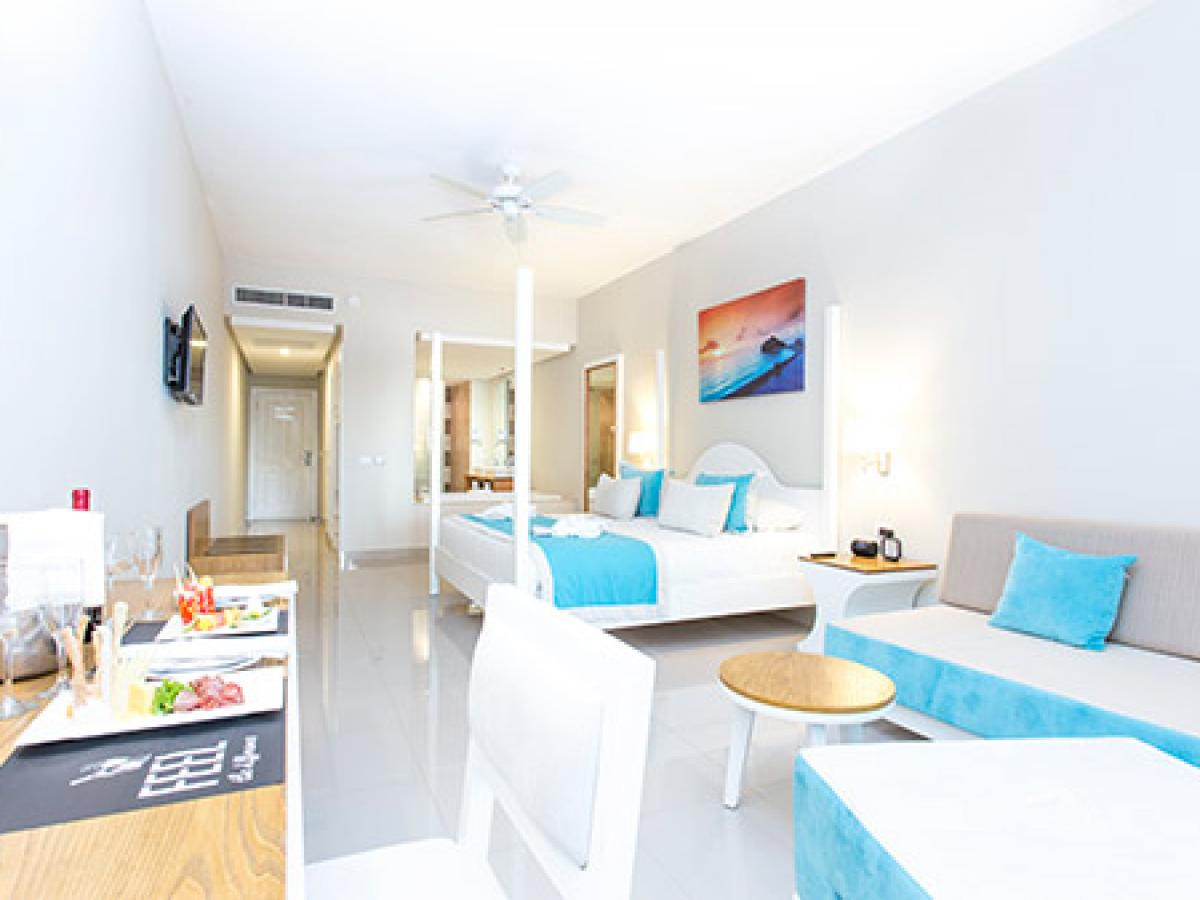 Be Live Canoa La Romana Dominican Republic - Master Junior Suite Ocean Front