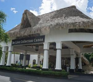 Be Live Collection Canoa La Romana Dominican Republic - Resort Entrance