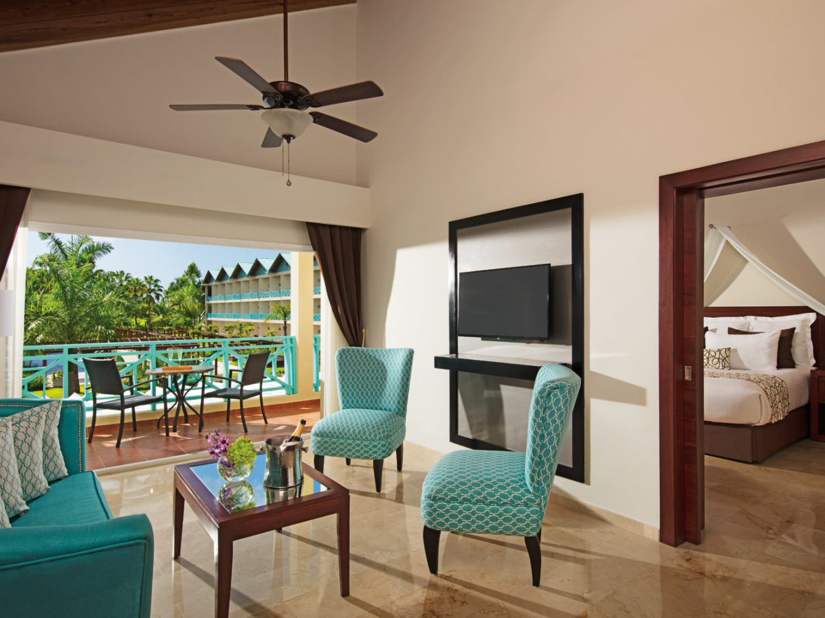 Hilton La Romana Premium Suite Garden View King Bed