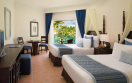 Hilton La Romana Deluxe Garden View Two Double Beds