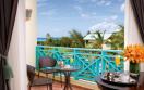 Hilton La Romana Deluxe Partial Ocean View Terrace
