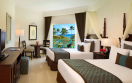 Hilton La Romana Family Resort Premium Partial Ocean View Two Double Beds