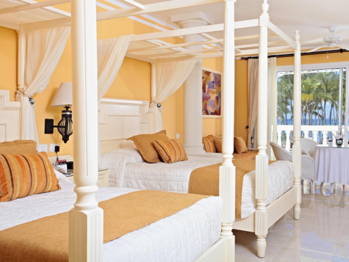 Luxury Bahia Principe Bouganville La Romana - Junior Suite Ocean Front