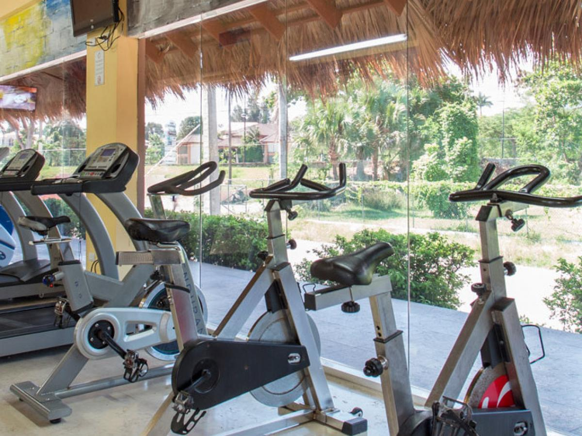 Be Live Collection Marien Puerto Plata Dominican Republic - Fitness Center