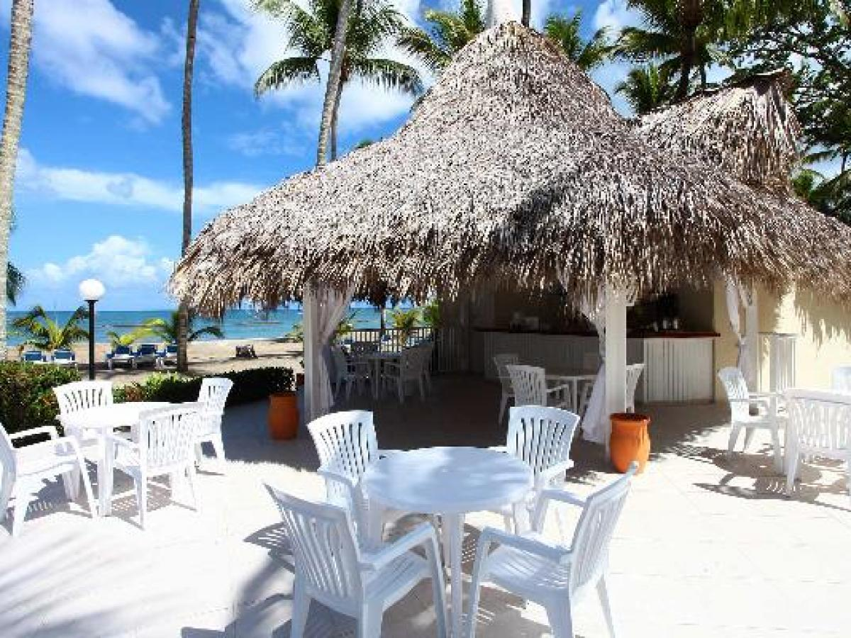 Grand Bahia Principe San Juan Puerto Plata Dominican Republic - Beach Bar