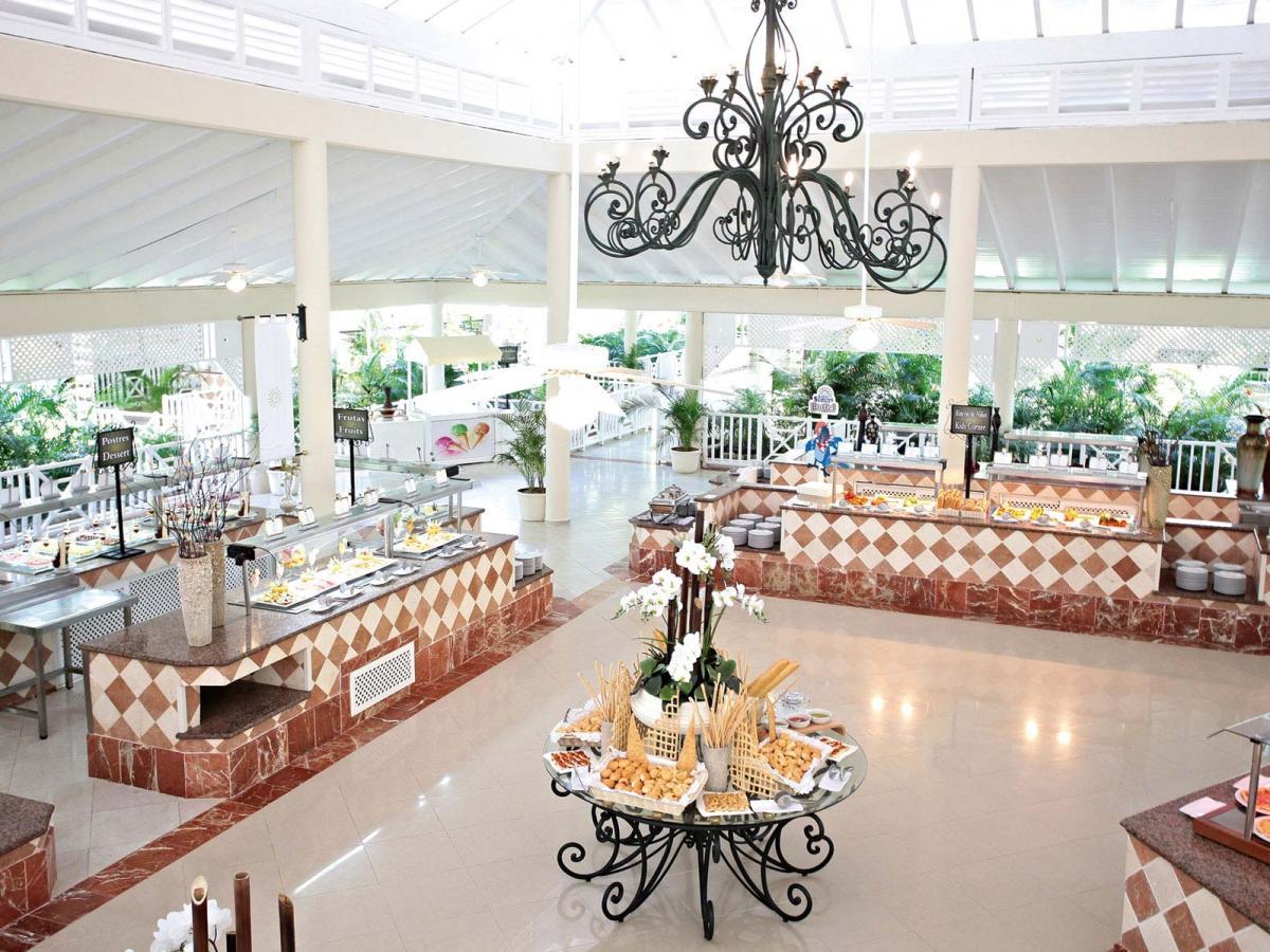 Grand Bahia Principe San Juan Puerto Plata Dominican Republic - Buffet