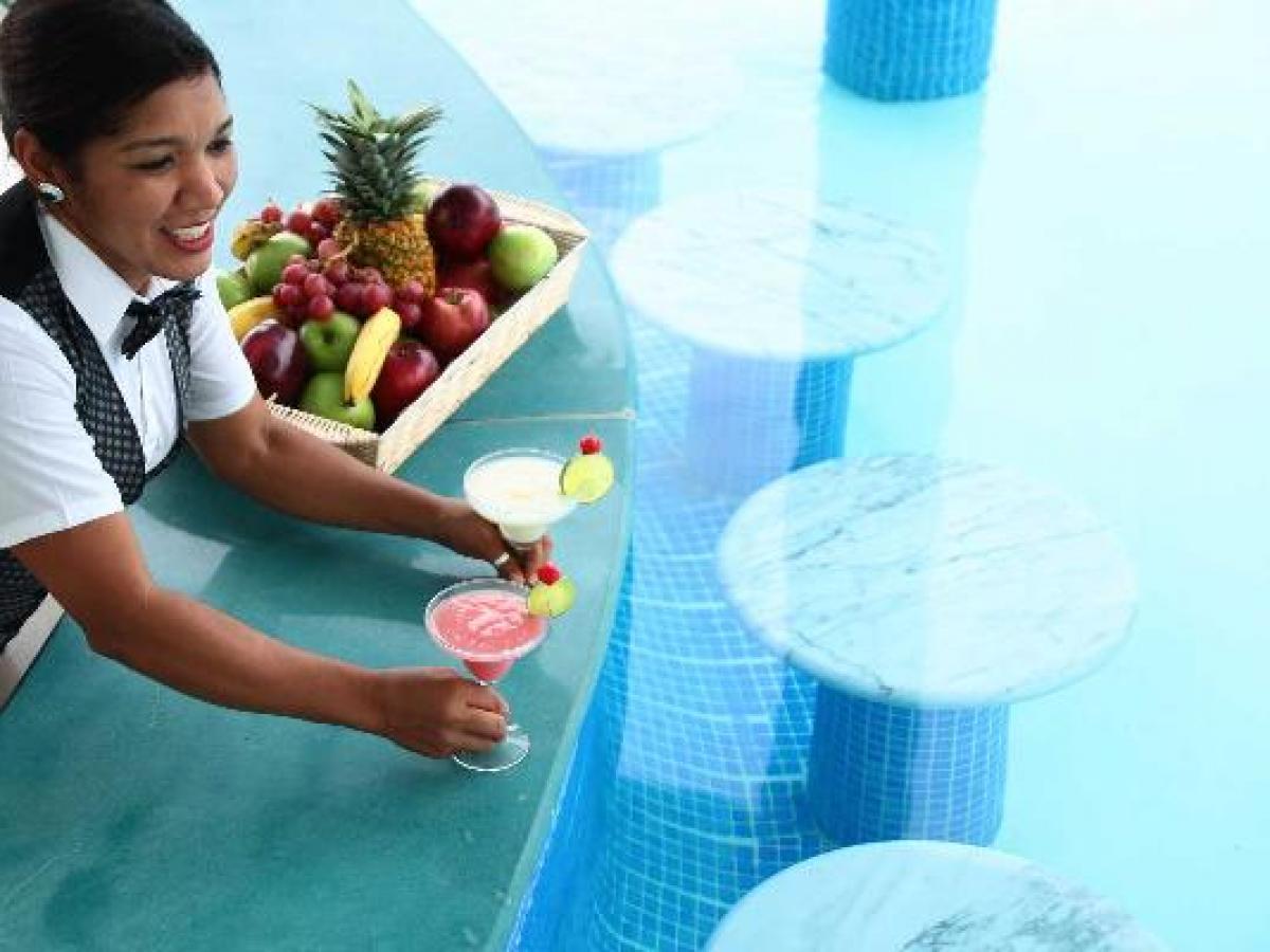 Grand Bahia Principe San Juan Puerto Plata Dominican Republic - Pool Bar