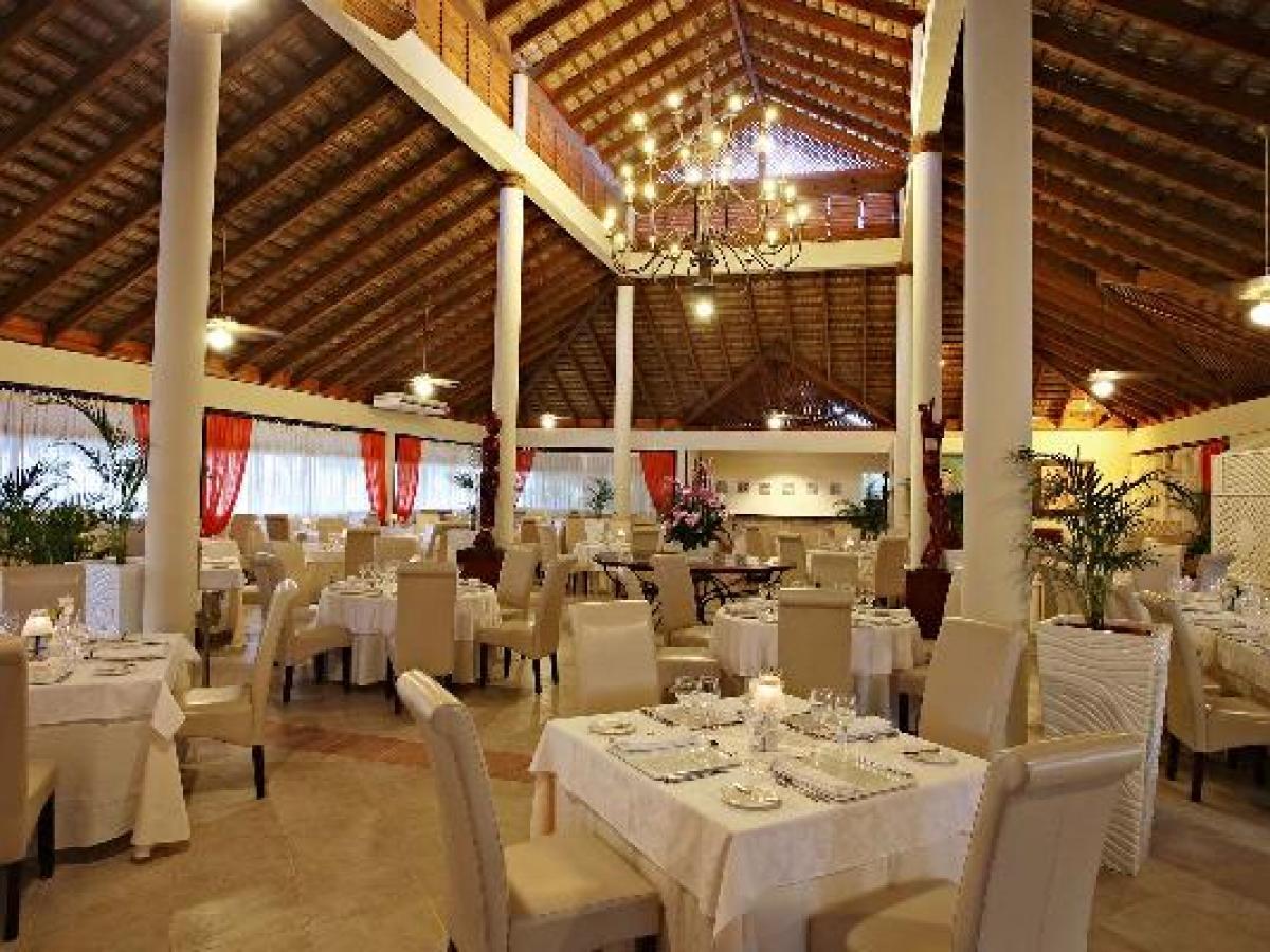 Grand Bahia Principe San Juan Puerto Plata Dominican Republic - Orquidea Restaur