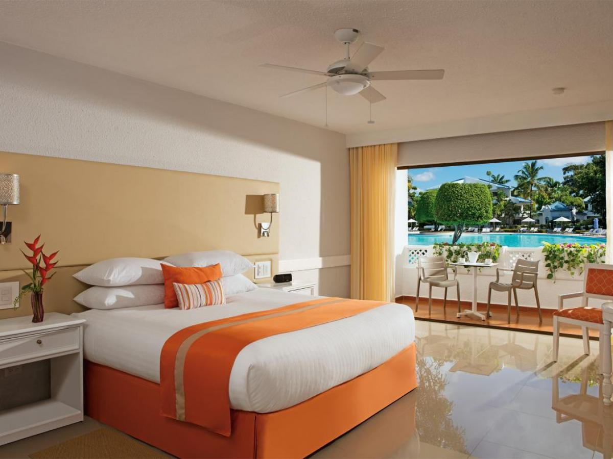 Sunscape Puerto Plata - Deluxe Pool View