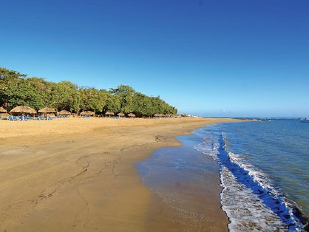 Sunscape Puerto Plata - Beach