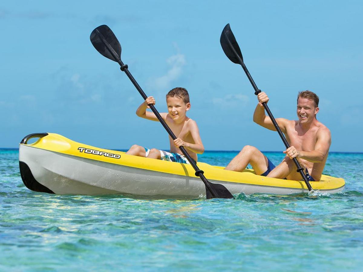 Sunscape Puerto Plata - kayaking