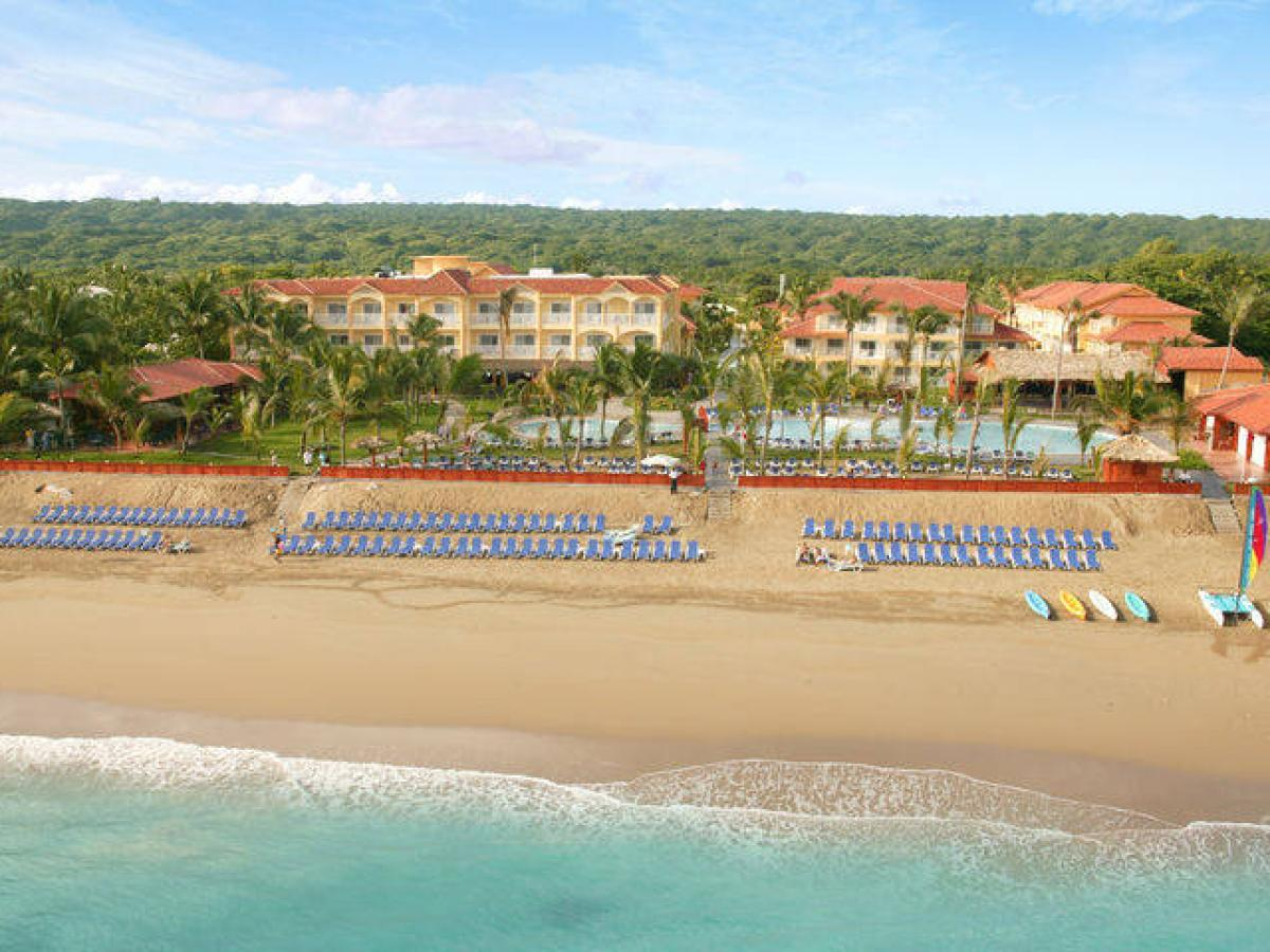 Viva Wyndham Tangerine Puerto Plata Dominican Republic- Beach