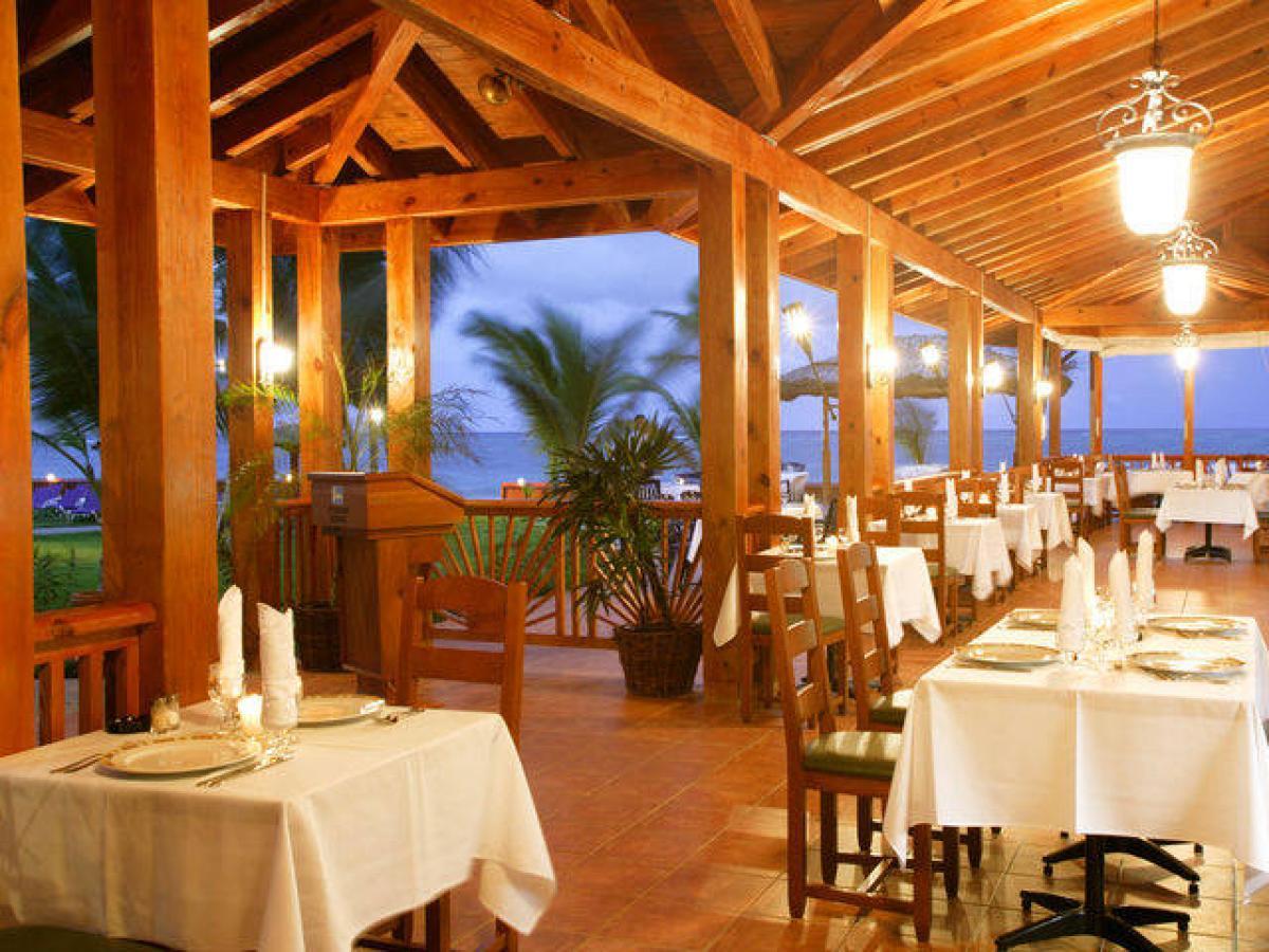 Viva Wyndham Tangerine Puerto Plata Dominican Republic - La Vela Restaurant