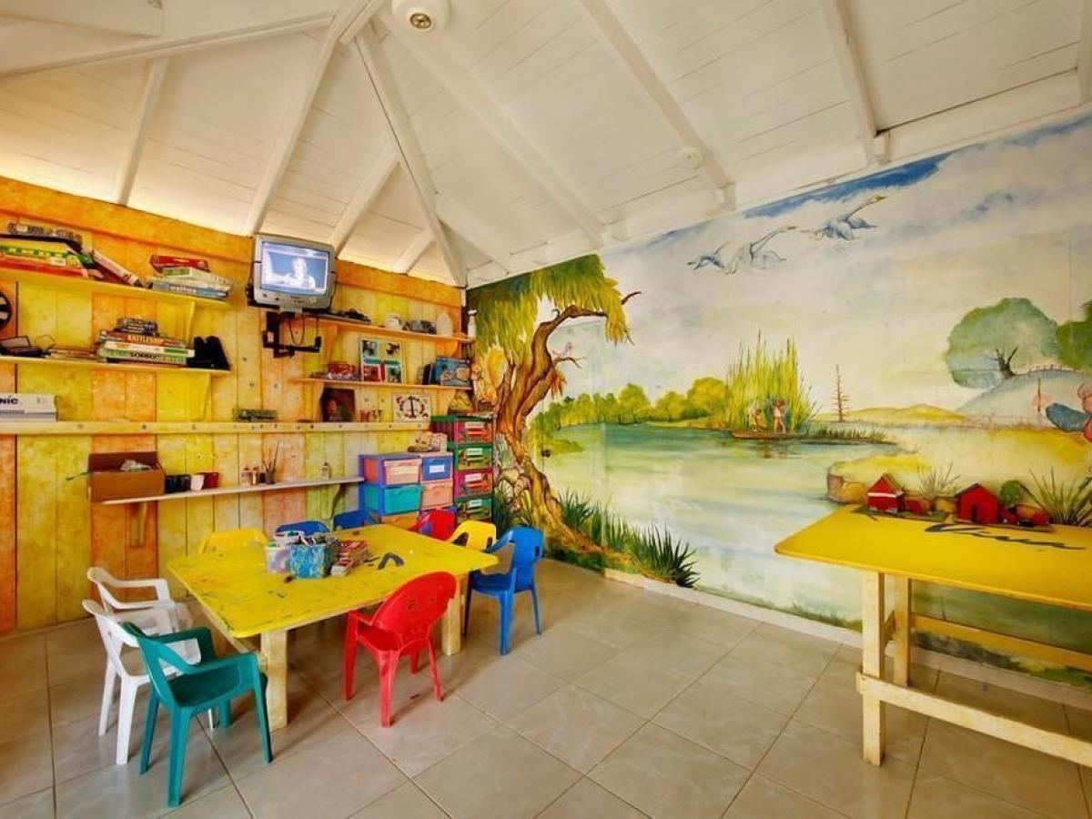 Viva Wyndham Tangerine Puerto Plata Dominican Republic - kids club