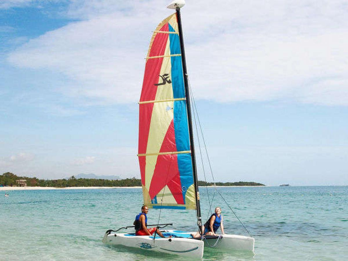 Viva Wyndham V Heavens Puerto Plata Dominican Republic - Water Sports