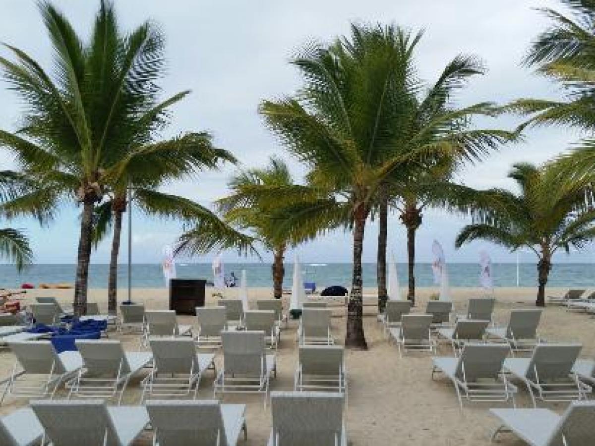 Viva Wyndham V Heavens Puerto Plata Dominican Republic - Beach
