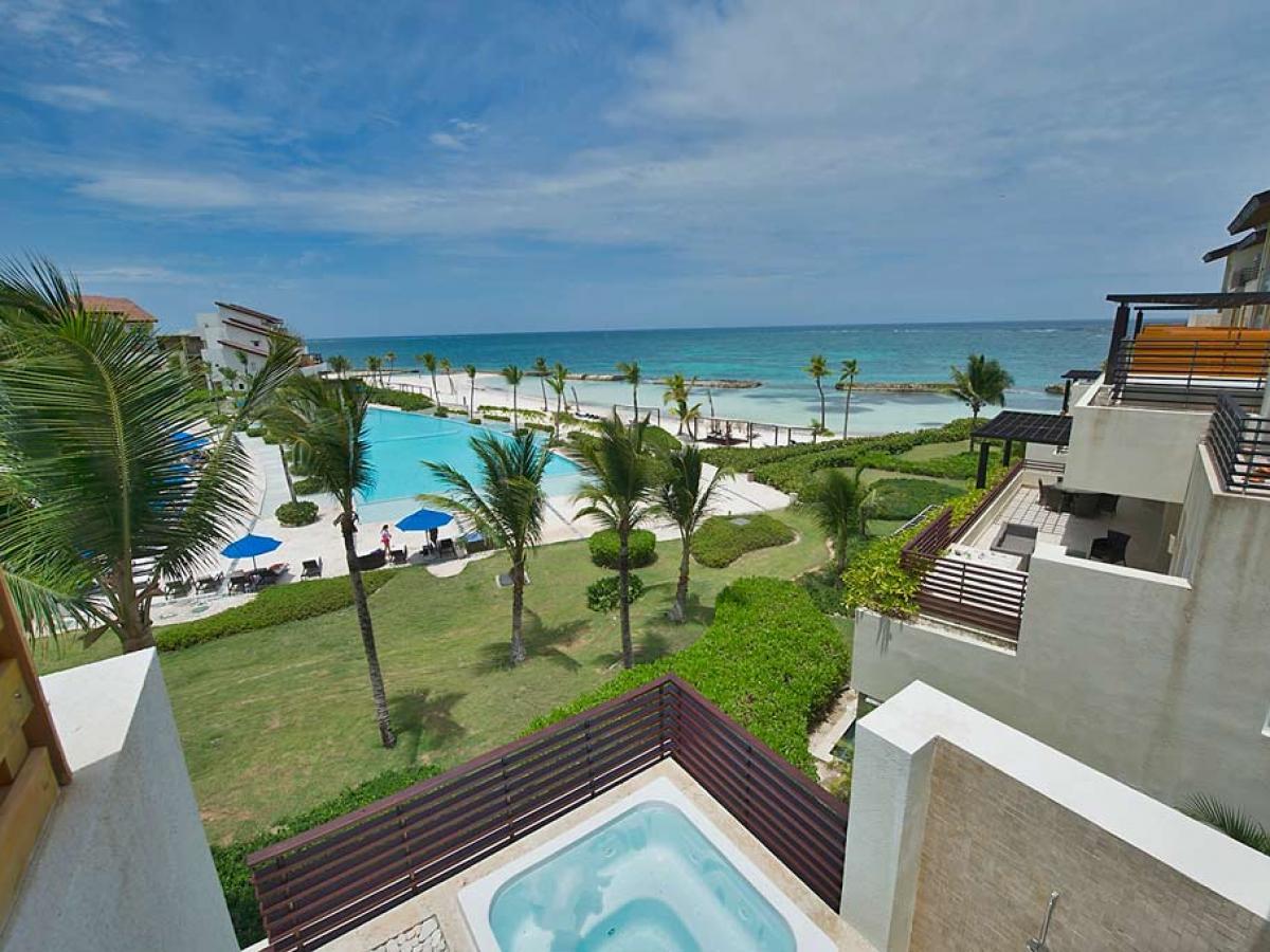 AlSol Del Mar Punta Cana Dominican Republic - Ocean Loft