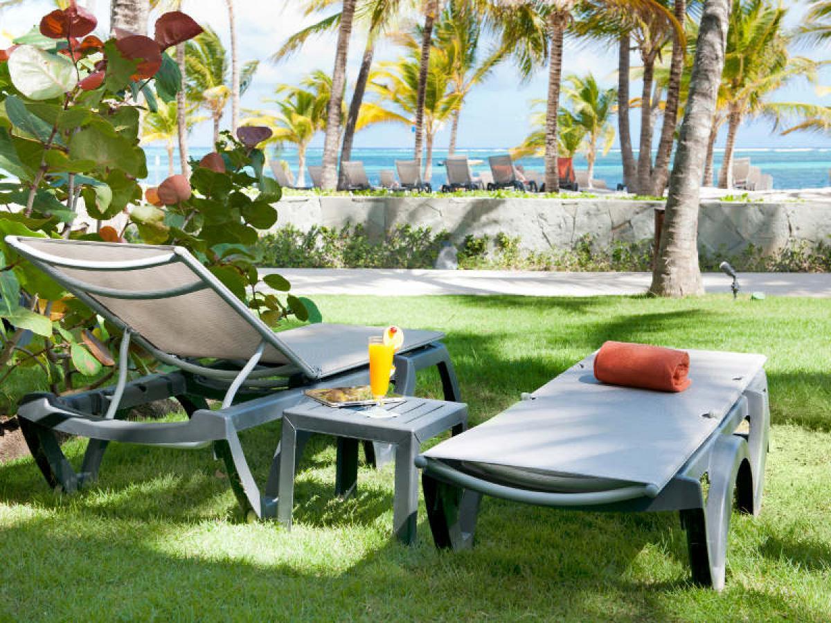 Barcelo Bavaro Beach Punta Cana Dominican Republic Superior Sun Deck Ocean Vie