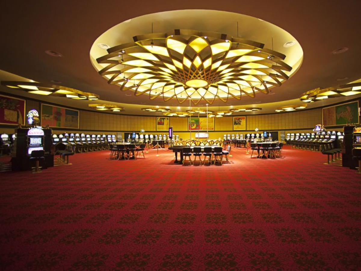 Barcelo Bavaro Palace Deluxe Punta Cana - Casino