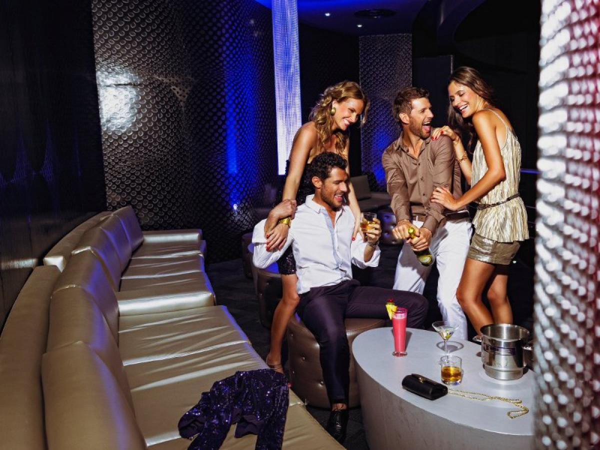 Barcelo Bavaro Palace Deluxe Punta Cana - Bavaro Nightclub