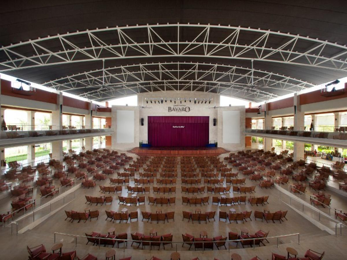 Barcelo Bavaro Palace Deluxe Punta Cana - Theatre and Shows