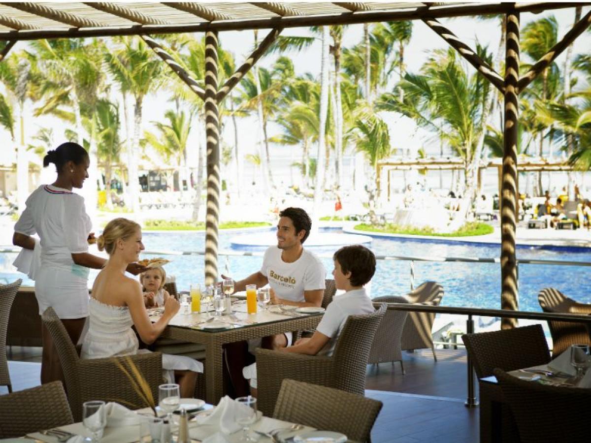 Barcelo Bavaro Palace Deluxe Punta Cana - Miramar Buffet