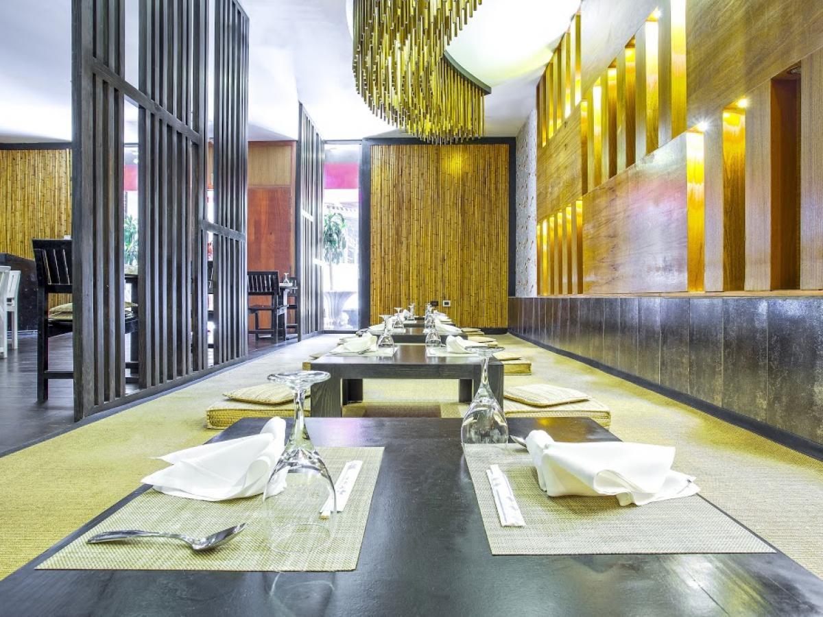 Be Live Punta Cana Dominican Republic - Akeru Asian Restaurant