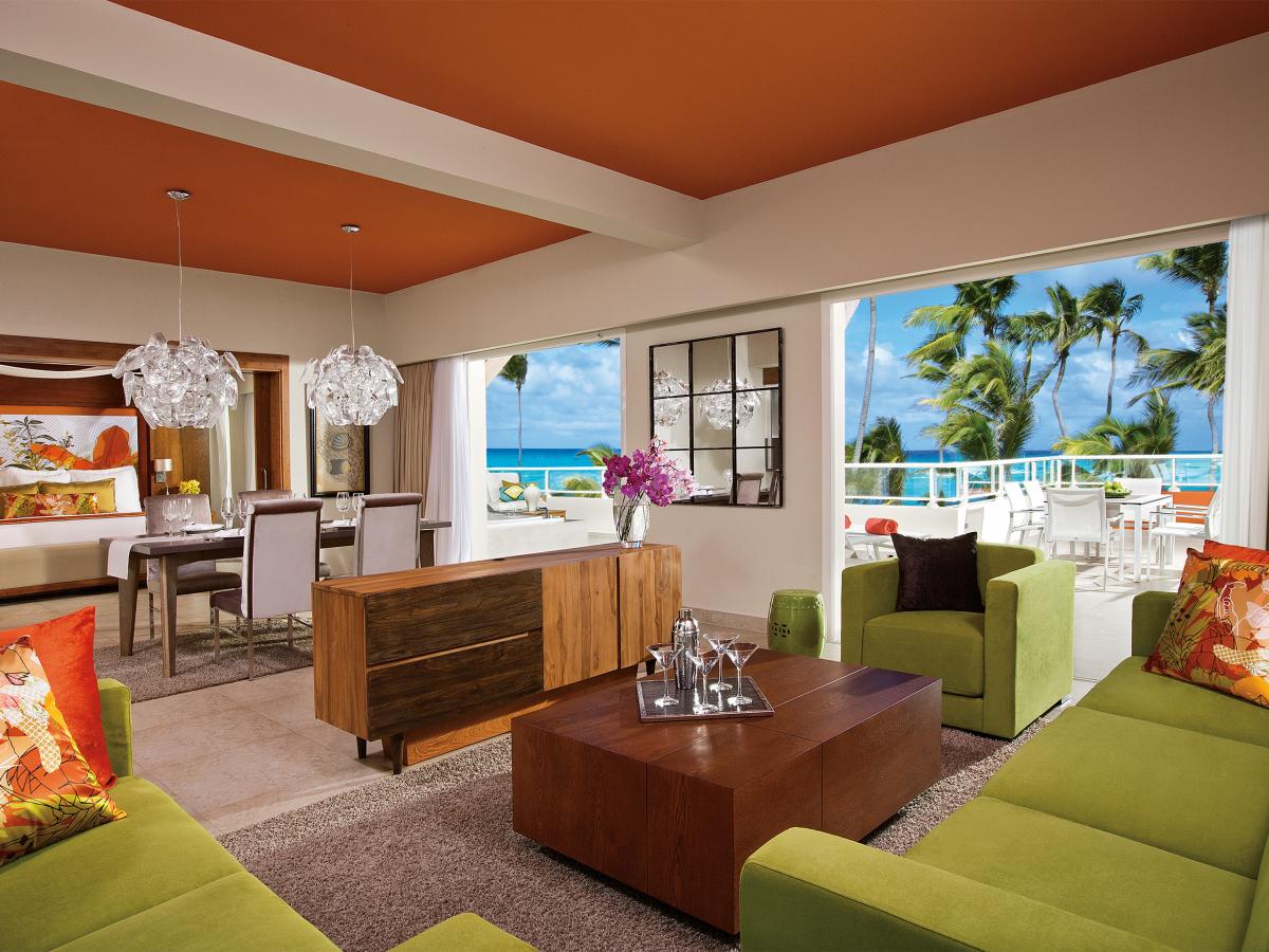 Punta Cana Breathless  JrSuite XhaleClub Presidential Suite