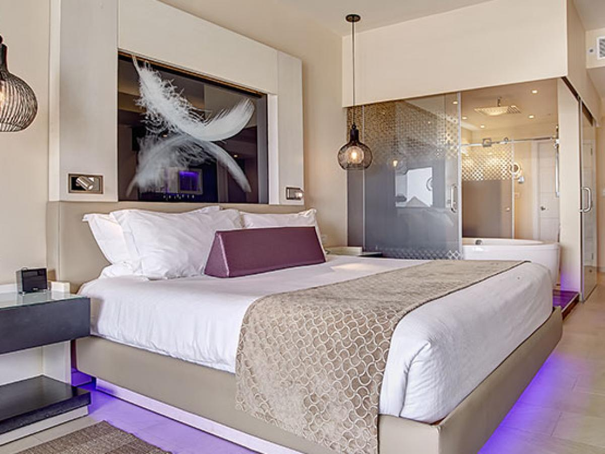 Chic Punta Cana Luxury Jr Suite Ocean View