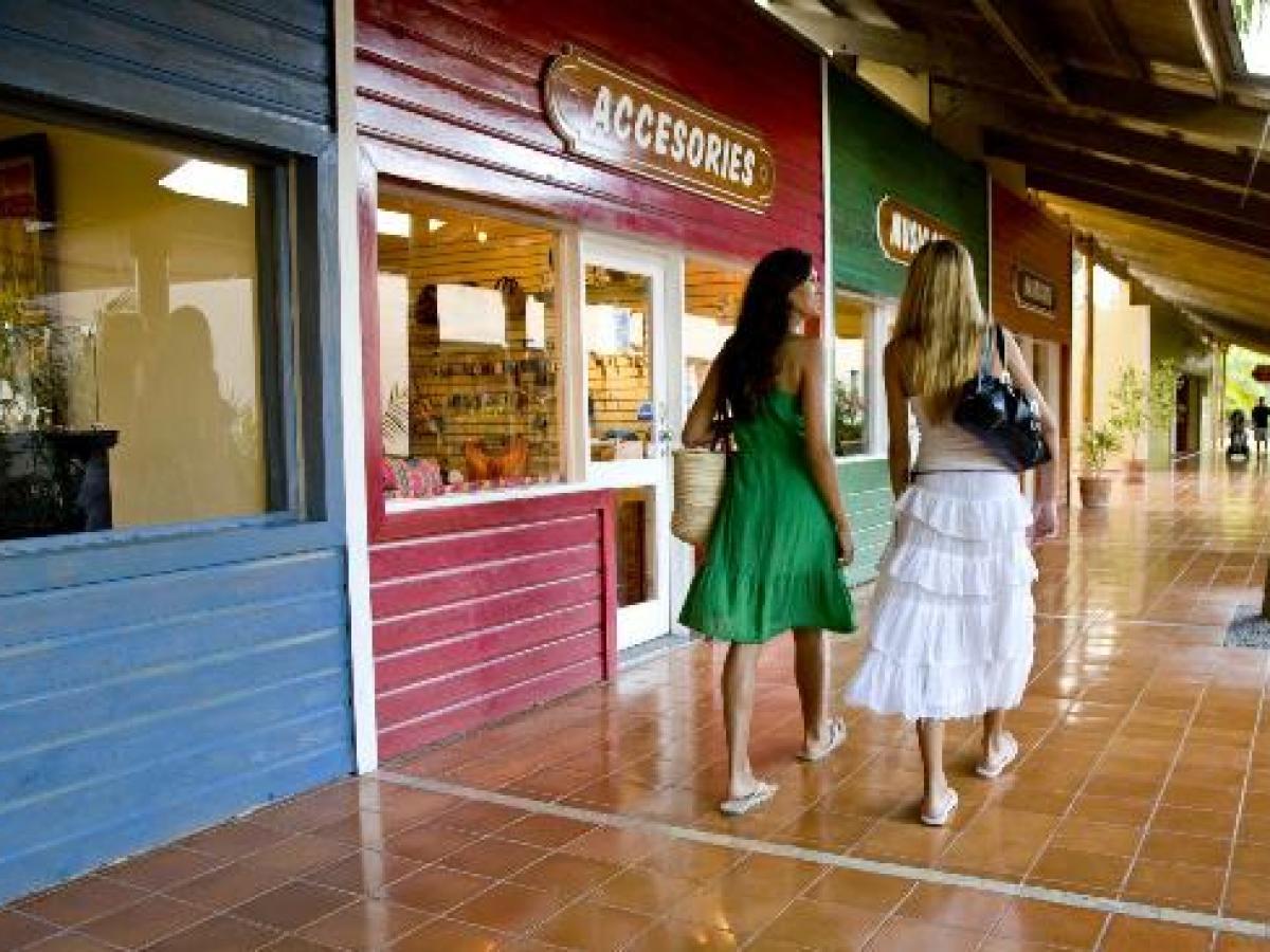 Golf & Casino Resort Punta Cana - Boutiques