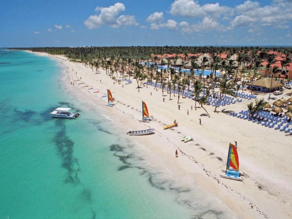Grand Bahia Principe Bavaro Punta Cana - Non Motorized Water Spo