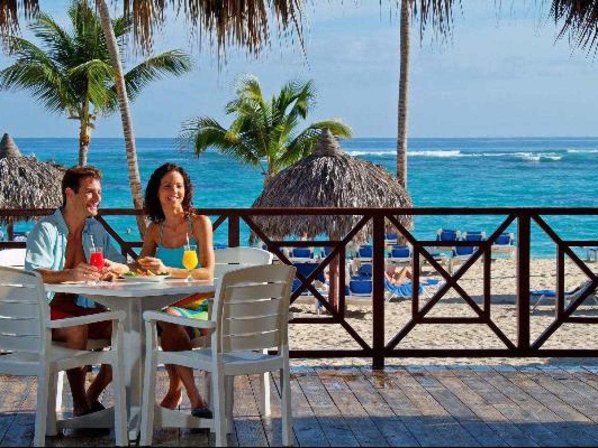 Grand Bahia Principe Bavaro Punta Cana -Beach Bar