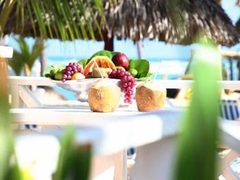 Grand Bahia Principe Bavaro Punta Cana - Beach Restaurant