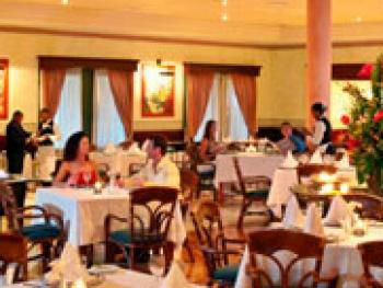 Grand Bahia Principe Bavaro Punta Cana -Cafe de Paris Gourmet Re