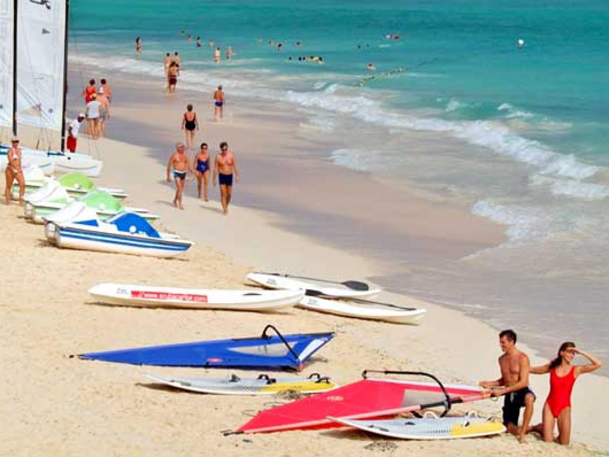 Grand Bahia Principe Turquesa Punta Cana - Non Motorized Water Sports