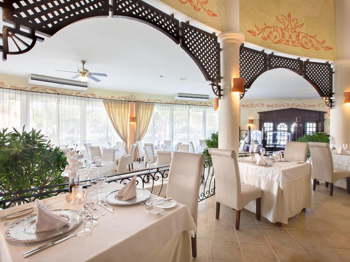 Grand Bahia Principe Turquesa Punta Cana -Capriccio Restaurant