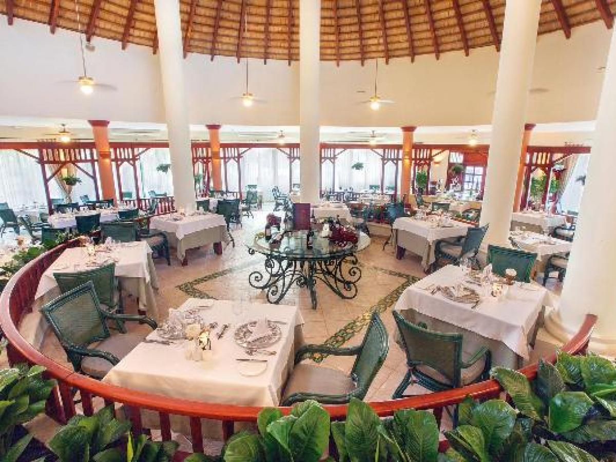 nd Bahia Principe Turquesa Punta Cana - The Garden Grill Restaur