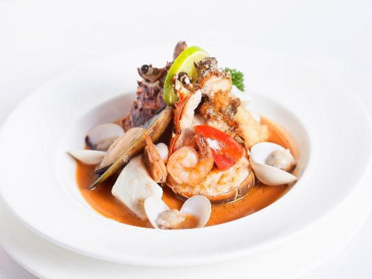 nd Bahia Principe Turquesa Punta Cana -El Pescador Restaurant