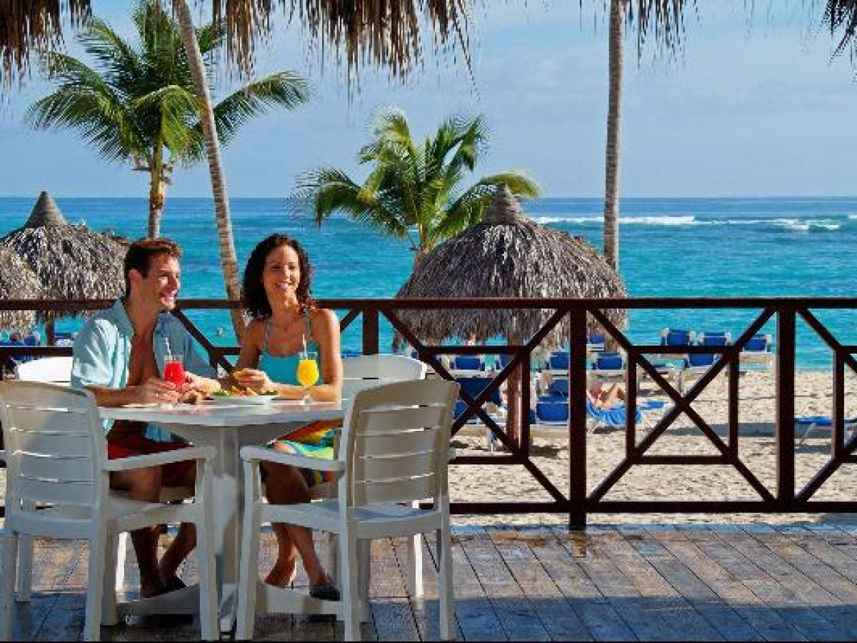 nd Bahia Principe Turquesa Punta Cana - Beach Bar