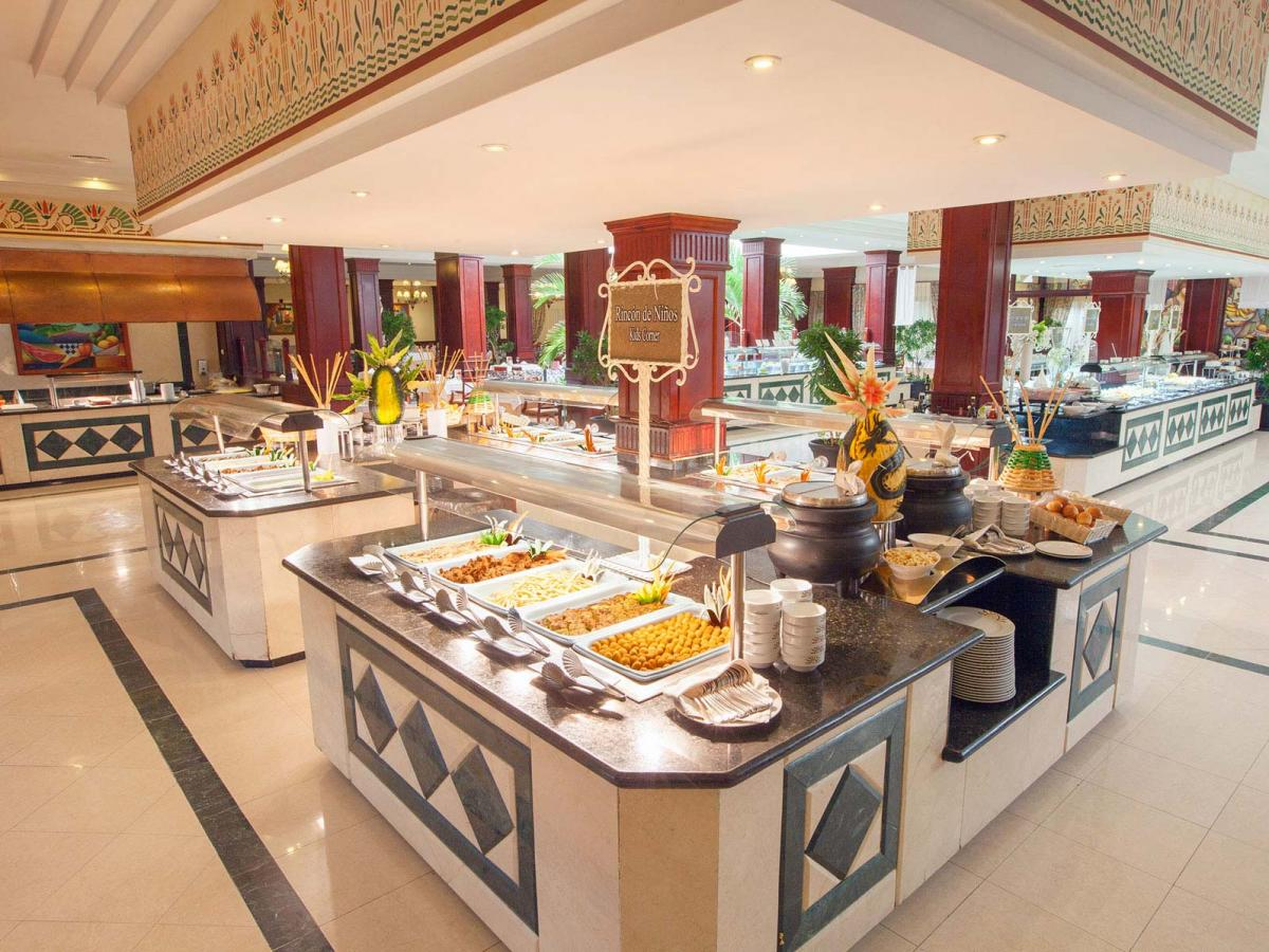 Grand Bahia Principe Turquesa Punta Cana - Las Delias Restaurant