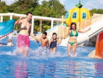 Grand Bahia Principe Turquesa Punta Cana - Water Park