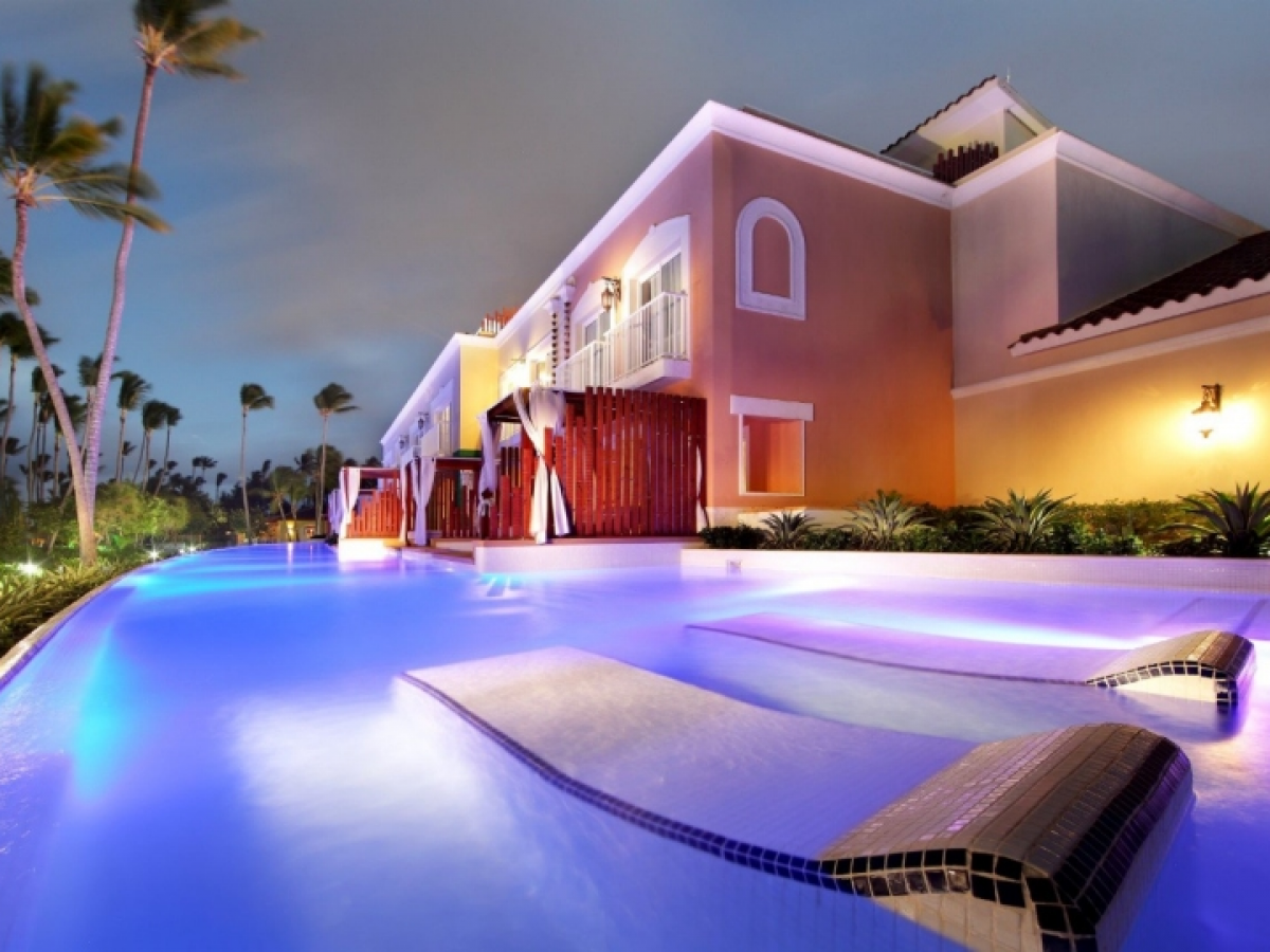 Grand Palladium Bavaro Premium Swim Up