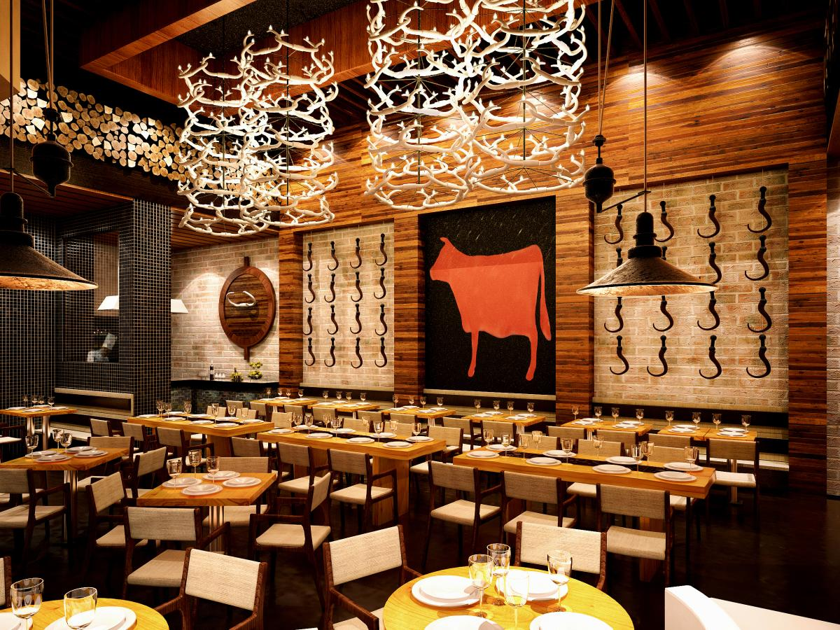 Hideaway Royalton Punta Cana - Hunter Steakhouse