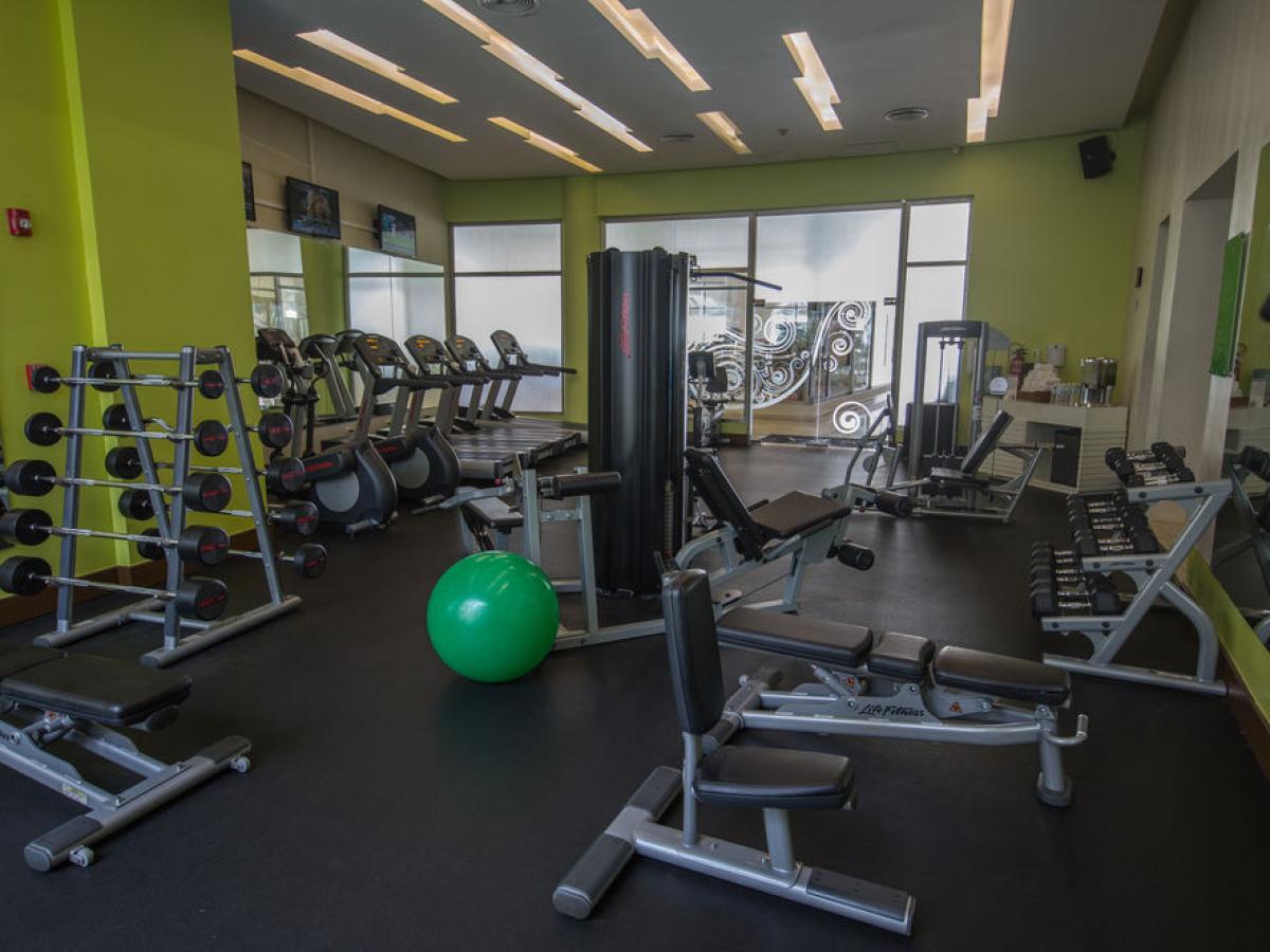 Hideaway Royalton Punta Cana - Fitness Center