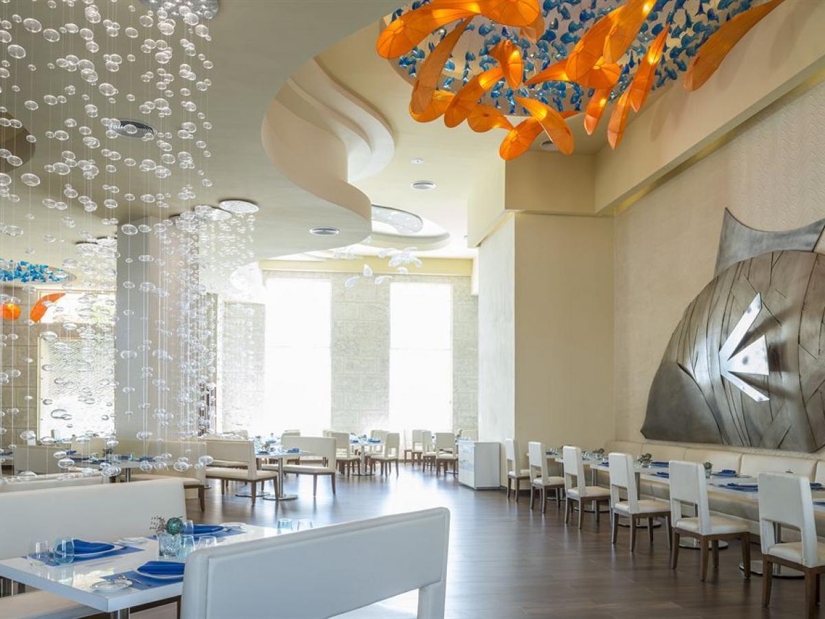 Hideaway Royalton Punta Cana - Under the Sea Restaurant