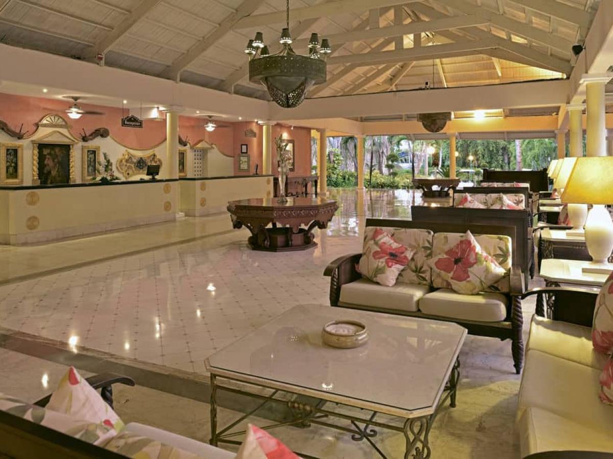 Ibersostar Punta Cana Dominican Republic - Lobby