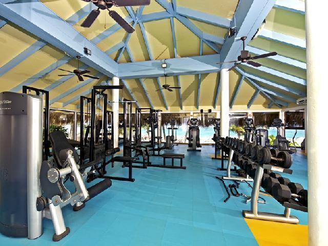 Ibersostar Punta Cana Dominican Republic - Fitness Center