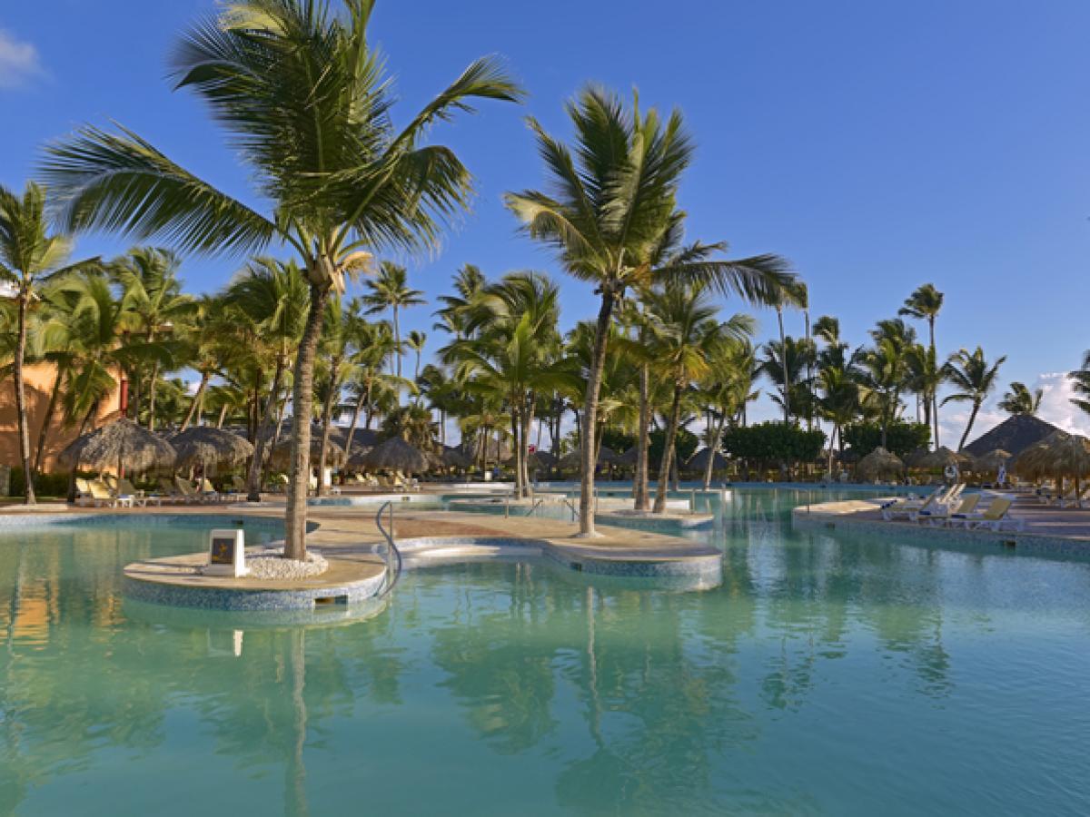 Ibersostar Punta Cana Dominican Republic - Swimming Pool