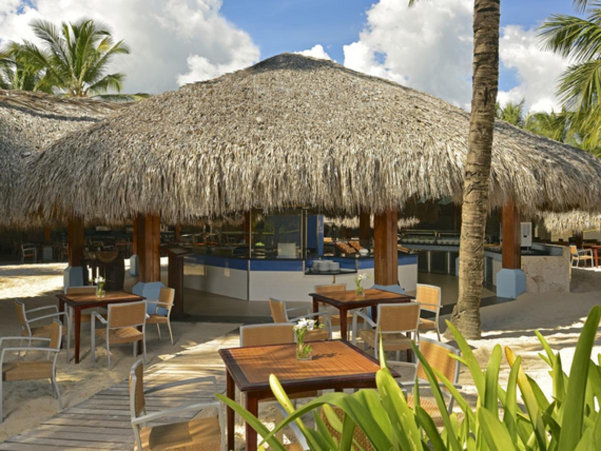 Ibersostar Punta Cana Dominican Republic - La Marimba